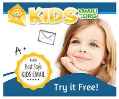 Email for Kids on Blogging Mom of 4 - come read all about it!