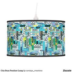 Illuminate your home with Lighting lamps from Zazzle. Choose from our pendant, tripod or table lamps. Find the right lamp for you today! Kids Rooms, Pendant Lamp, Lamp Light, Table Lamp, Lighting, City, Home Decor, Table Lamps, Decoration Home