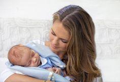 Gezinsfoto's prinses Madeleine - Blauw Bloed