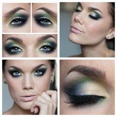 #ShareIG For more: visit my blog lindahallberg.se #eotd #fotd #motd #lindahallberg #mufe #makeupforever #mny #makeupartist #makeup #makeupaddicted