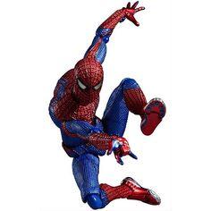 figma Amazing Spider Man : Spider Man