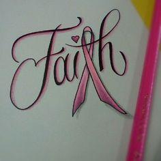 faith cancer ribbon tatoos | chevyracing # kansasspeedway # nascar