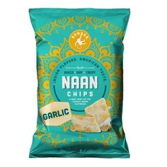 Bandar Foods Naan Garlic Chips (6x5 OZ)