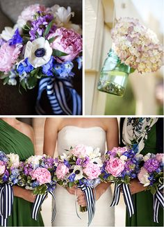 Flowers by Alfa Flower and Wedding Shop. Photos by Lisa Mathewson Photography