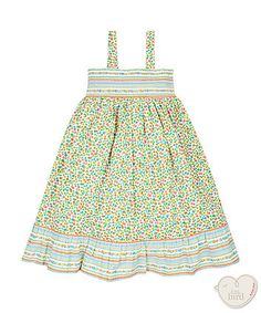 Little Bird by Jools Ditsy Floral Sun Dress