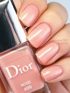 361fcdbd844 Dior Vernis Spring 2015 Limited Edition Nail Polish in
