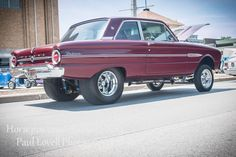 About a '62 Falcon gasser...