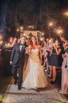 Wedding at Magnolia Plantation & Gardens, Charleston SC