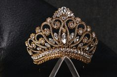 Gorgeous gold crown-$275.00