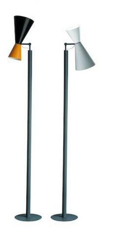 Nemo Cassina - Parliament Floor Lamp - Le Corbusier