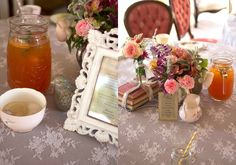 The Silver Tea Spoon A Vintage Affair Vintage Tea, Affair, Tea Party, Stuff To Do, Table Decorations, Flowers, Silver, Home Decor, Room Decor