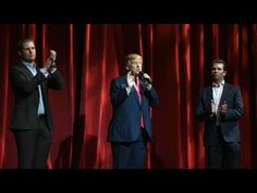 Trump sons fight back against pay-to-play claims - YouTube