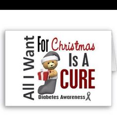 Merry Christmas all you Diabetic Ninjas out there!!