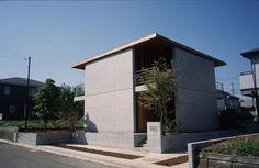 House in Tsukuba 2002|つくばの家 堀部安嗣