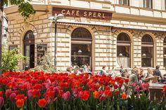 Cafe Sperl (c) STADTBEKANNT - Das Wiener Online Magazin Coffee Shops, Eastern Europe, Homeland, Vienna, Austria, Cafes, Coffee Shop Business