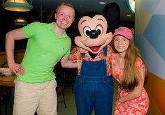 Disney World Restaurant Reviews