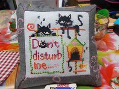 don't disturb me