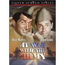 At War With the Army (1950) - Alvin Corwin is low man on the totem pole, and goes from one mishap to another at an army training camp in World War II.