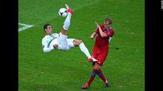 Portgual's Cristiano Ronaldo