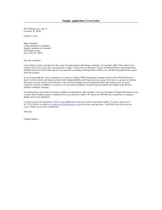 Sample Job Promotion Cover Letter Cover Letter Examples ...