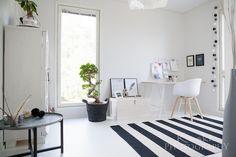 työhuone,työhuoneen sisustus,hay about a chair,anno,pallovalot