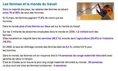 Vocabulaire : les conditions de travail | Apprendre le français avec TV5MONDE