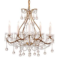 Paramour chandelier ($749) ❤ liked on Polyvore featuring home, lighting, ceiling lights, chain lamp, chain light, teardrop chandelier, teardrop lamp and strand lighting
