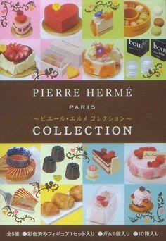 Bandai Megahouse re ment Pierre Herme Vol 2 ピエール・エルメ ミニコレクション2 Full Set New VHTF   eBay
