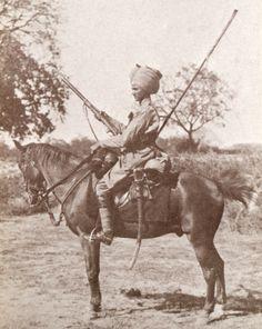 Bengal Lancer  http://www.britishempire.co.uk/images4/9thbl1910large.jpg