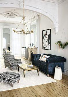 Pinterest Picks – Chesterfield Sofa Inspiration