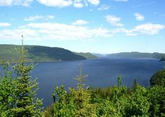 Fjord in a national park in Quebec - Crystal Cruises exciting adventures - read the story at cruisesuz.com