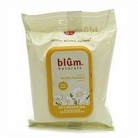 Blum Naturals Daily Dry  Sensitive Towelettes Organic Chamomile 30 ea  2pc *** Check out the image by visiting the link.
