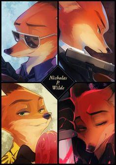 Zootopia is a 2016 Academy Award-winning animated film produced by Walt Disney Animation Studios. Zootopia Comic, Zootopia Art, Zootopia Anime, Cartoon Movies, Disney Movies, Pixar Movies, Disney And Dreamworks, Disney Pixar, Dibujos Dark