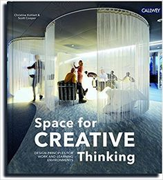 Buchtipp: Space for Creative Thinking: Design Principles for Work and Learning Environments E Books, Interior Design Books, Book Design, Innovation, School Today, Learning Environments, Creative Thinking, Case Study, Creative Design