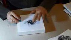 Technique révolutionnaire : comment imprimer et transférer une image sur un support ? - YouTube