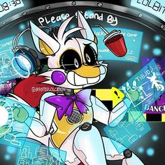 Lolbit the Hacker • • {{Only Assholes are allowed repost my arts without credit and tracing my arts }} ⚠❌Do not copying my art style!!❌⚠ • • [[Tags]] #fnaf #fnaf2 #fnaf3 #fnaf4 #fnafworld #fnafsisterlocation #sisterlocation #baby #ballora #funtimefoxy #funtimefreddy #ennardfnaf