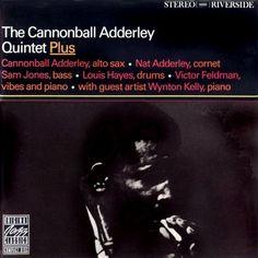 Cannonball Adderley Quintet - 1961 - Plus (Riverside)