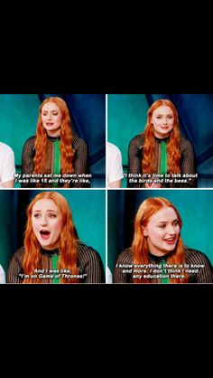 Sophie Turner Game of Thrones