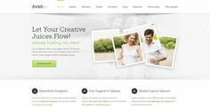 Avada Business WordPress Theme is super clean, super flexible and has a fully responsive design.
