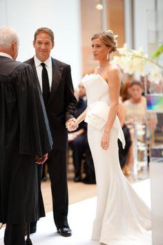 Marchesa  Real Weddings 2