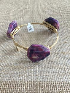 Bourbon and Boweties Pink Fire Agate Large Wrist – Two Cumberland