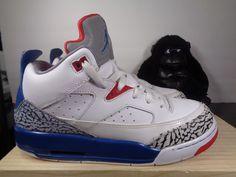 release date cb0b4 e6acc Kids Nike Air Jordan Son Of Mars Brooklyn Basketball shoes size 6 unisex