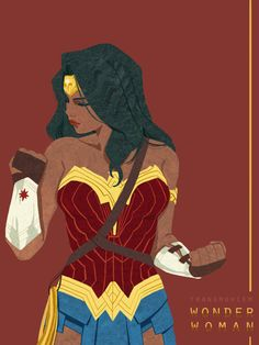 All In: Wonder Woman - Trang Nghiem