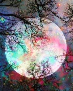 Produits – Page 4 – Broderie-Diamant-Shop - Produits – Page 4 – Broderie-Diamant-Shop La me - Moon Painting, Diy Painting, Paint By Number Kits, Cross Stitch Pictures, Good Night Moon, Beautiful Moon, 5d Diamond Painting, Belle Photo, Beautiful Landscapes