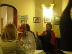 Cena de San Valentín 2013 del Hotel Tossal d'Altea. Con actuación musical del Dúo Intermezzo.
