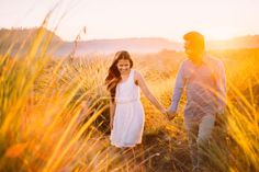 Beautiful light at Mount Batur, Kintamani in Bali // Let's Go For A Ride: Ariex and Ani's Engagement Shoot
