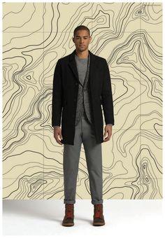 ORIGINAL PENGUIN Fall Winter 2015 Otoño Invierno #Menswear #Trends #Moda Hombre #Tendencias  T.F.