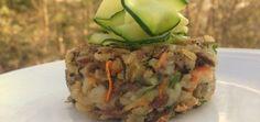 Wild Rice & Lentil Cakes (Vegan & Gluten-Free) - mindbodygreen.com