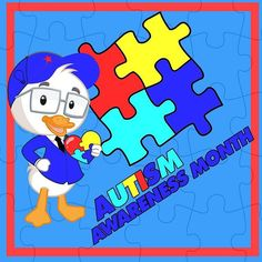 Every year we celebrate this month and honor those people living with Autism and their family. We also honor all those who work tireless to help children and adults with autism communicate and live fulfilling lives as the special individuals they are. We