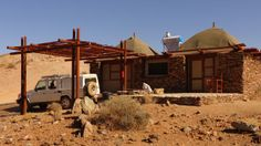 Cottages - accommodation in the Richtersveld N.P.